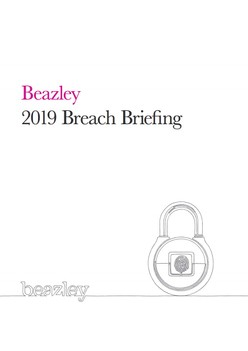 Beazley 2019 Breach Briefing
