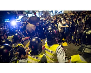Elevated levels of civil unrest to continue in 2020, warns Maplecroft