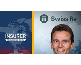 """Swiss Re's Léger: Wrong to say industry is """"running away"""" from secondary perils"""