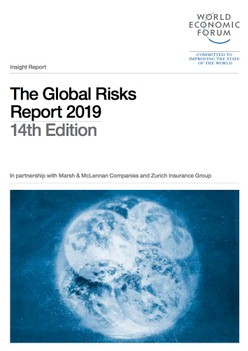 The Global Risks Report 2019 - World Economic Forum