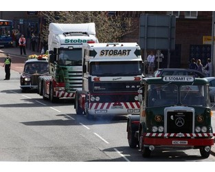 Eddie Stobart fires boss and suspends shares after accounting scandal - City A.M.