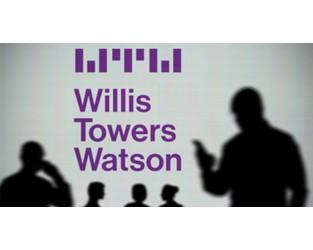 Willis Towers Watson MEA downstream director Peilow resigns