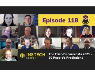 The Friend's Forecasts 2021 - 20 People's Predictions
