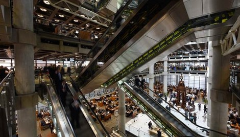 How much does it cost to secure a future for Lloyd's? £300m+ it seems