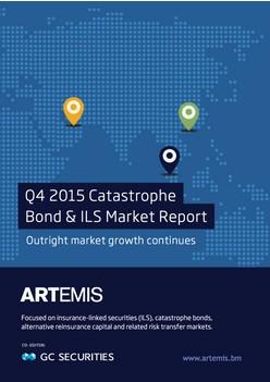 Q4 2015 Catastrophe Bond & ILS Market Report