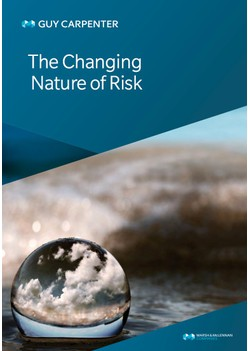Report: The Changing Nature Of Risk
