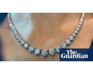 Burglars take £1m of jewellery from London home in 'brazen' heist - The Guardian
