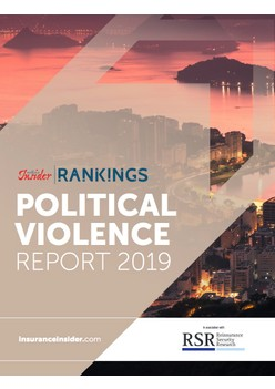 The Insurance Insider Political Violence Rankings Report 2019