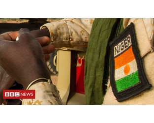 Niger army base attack: At least 73 soldiers dead - BBC