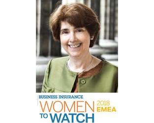 2018 Women to Watch EMEA: Kadidja Sinz - Business Insurance