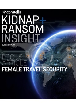 Constellis Kidnap & Ransom Insight - March 2020