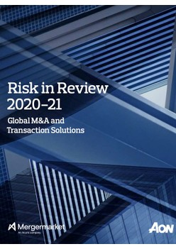 Risk in Review 2020-21: Global M&A and Transaction Solutions
