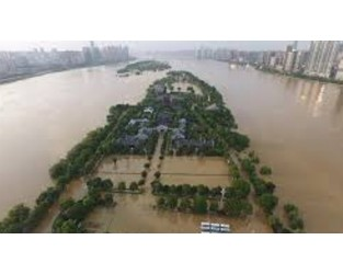 China: Floods cause insured losses of more than US$343m