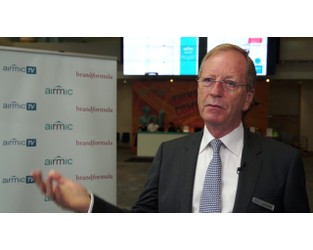 John Hurrell at Airmic 2017