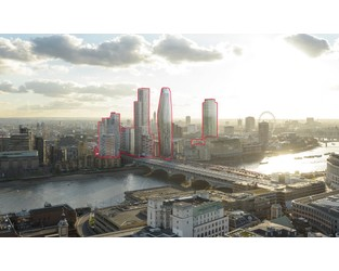 London's changing skyline: planned tall buildings 'almost double in two years' - The Guardian