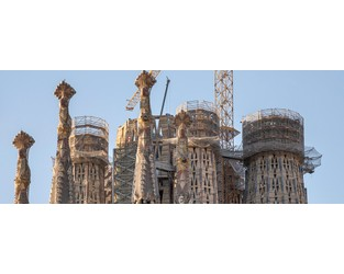 Work resumes on Sagrada Família but Covid-19 will slow it down - GCR