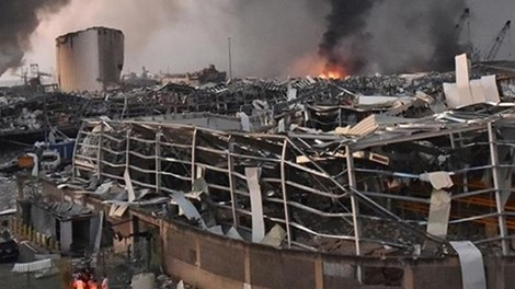 Lebanon: Insurers' association estimates up to 30% of blast losses are insured