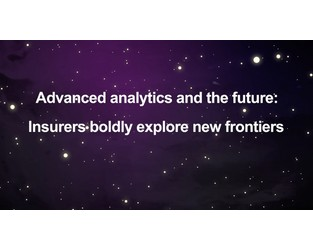 Video: Advanced analytics and the future