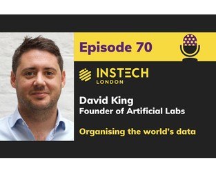 Podcast – David King: Founder of Artificial Labs: Organising the world's data