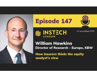 William Hawkins: Director of Research - Europe, KBW: How insurers think: the equity analyst's view