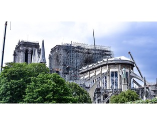 Where we are now with the restoration of Notre Dame after the rejection of modern architectural gestures - The Art Newspaper