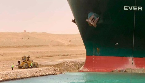 Suez Canal Blockage Could Cost Global Trade $6B-$10B per Week: Allianz