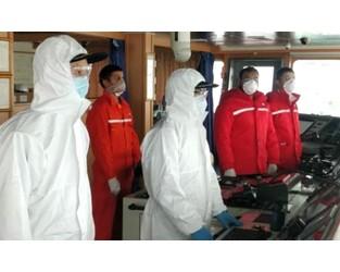 Covid outbreaks at sea immobilising entire crews - Splash247