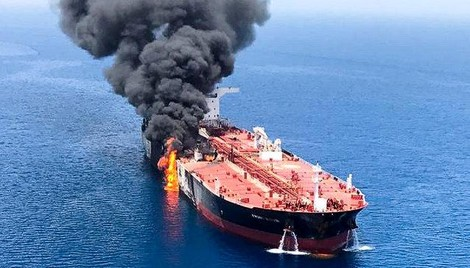 Ship insurance costs soar after Middle East tanker attacks - Reuters