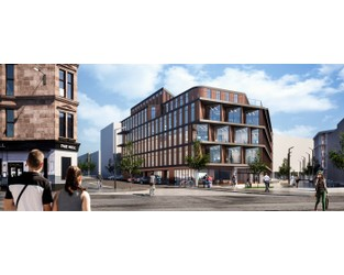 Multiplex begins work on £50m Glasgow University building - The Construction Index