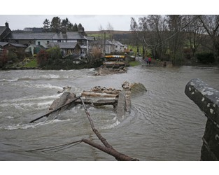 Flood protection is the 'next major building scandal', MPs warn - Construction News