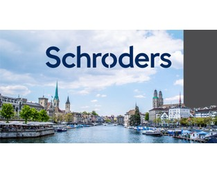 Schroders targeting Lloyd's investments for 10-year non-cat fund