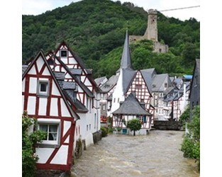 German Chamber of Commerce joins call for risk-based approach to flood risk