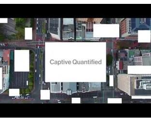 Captive Quantified