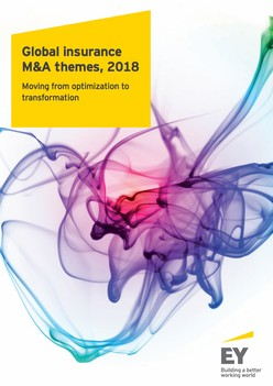 Global insurance M&A themes, 2018 - Moving from optimization to transformation