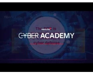 Travelers Cyber Academy - Security Operations Centre (SOC)