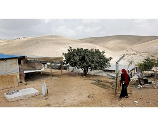 Israel postpones demolition of Bedouin West Bank village Khan Al Ahmar until December - The National