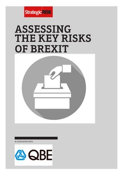 Assessing the key risks of Brexit