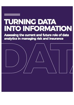 Report: Turning Data Into Information