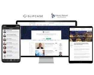 Slipcase Welcomes Liberty Mutual Reinsurance