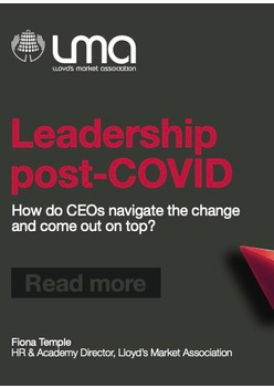 Leadership post-COVID: How do CEOs navigate the change and come out on top?