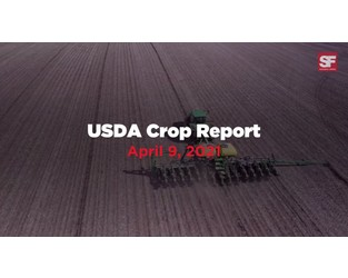 USDA Crop Report - April 9, 2021 - Agriculture.com