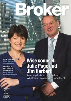 BIBA - The Broker Issue 3 - 2015