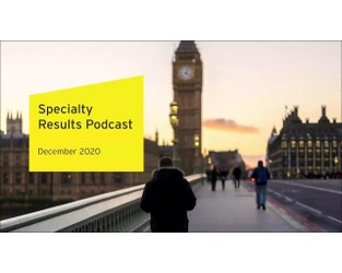 Specialty results podcast