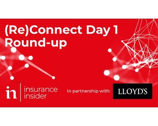(Re)Connect Day 1: Reinsurer leverage, Covid overhang, capability steroids