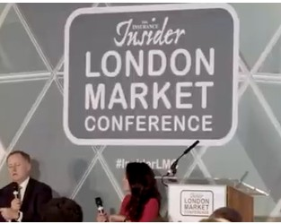 The Insurance Insider London Market Conference 2019