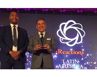 RMS Named Reactions 2018 Latin America Risk Modeler of the Year for Two Consecutive Years
