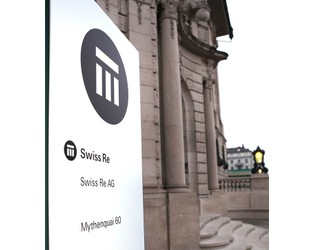 Swiss Re result hit by underwriting losses & Jebi in Q1 2019