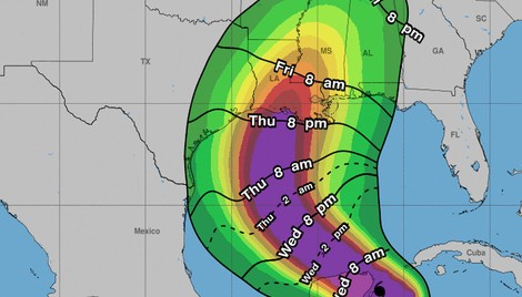 Hurricane Delta unlikely to cause cat bond losses, but may erode aggregates: Plenum