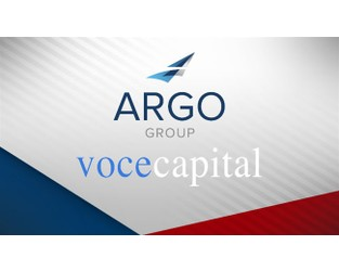 Argo and Voce strike New Year peace deal