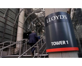 Lloyd's Covid-19 loss estimate too high: bank - Insurance Asia News